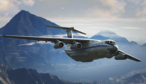 Самолеты для ГТА 5 и вертолеты