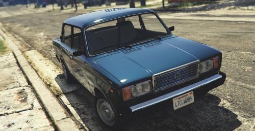 Скачать русские машины для ГТА 5