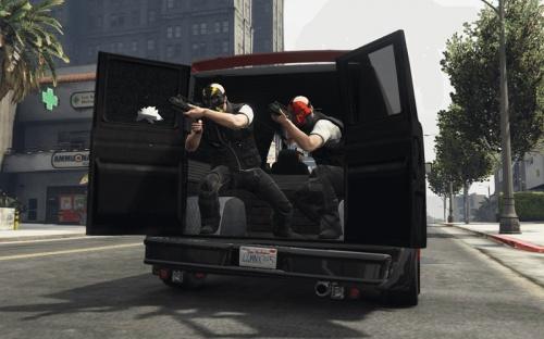 Новые миссии ограблений