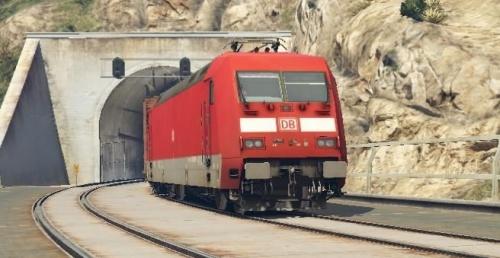 Скачать поезда для GTA 5
