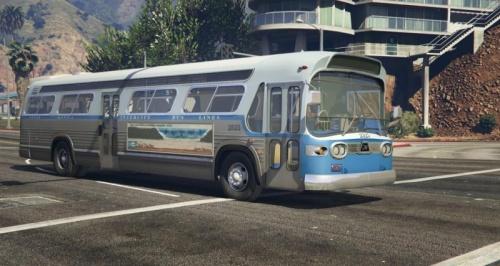 Автобус GMC TDH-5303