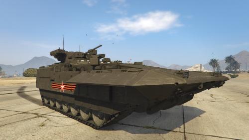 Армата Т-15